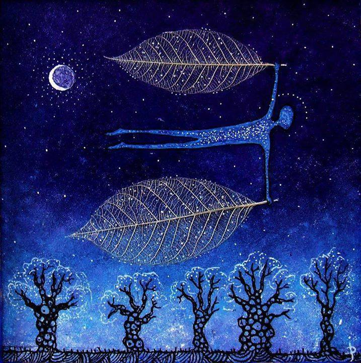 Reve de lune - Rituel de Nouvelle Lune