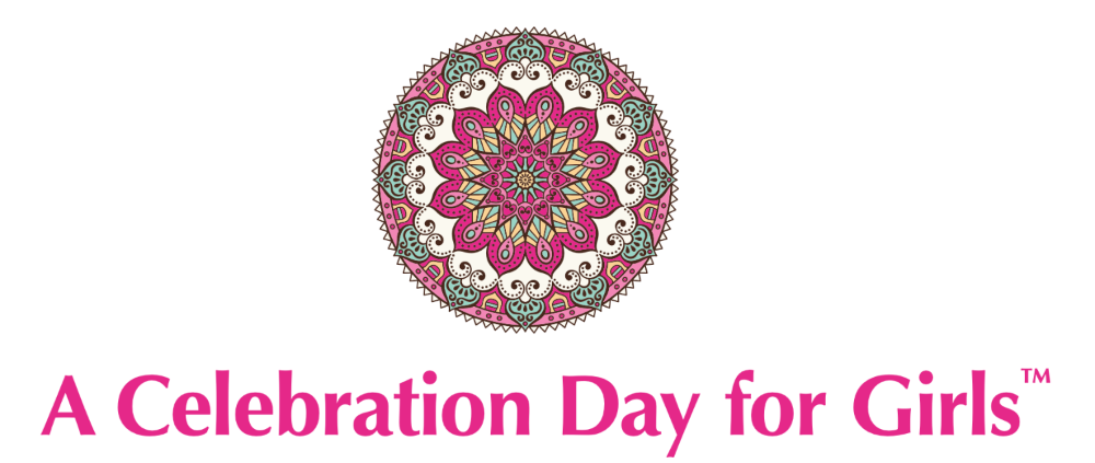 Logo Celebration Day for Girls